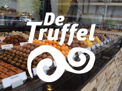 De Truffel – verzorgde wat lekkers bij ontvangst Open Deuren